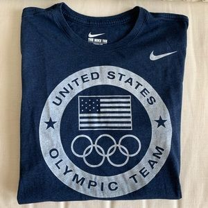 Nike Dri-Fit USA Olympic Team Tee Shirt